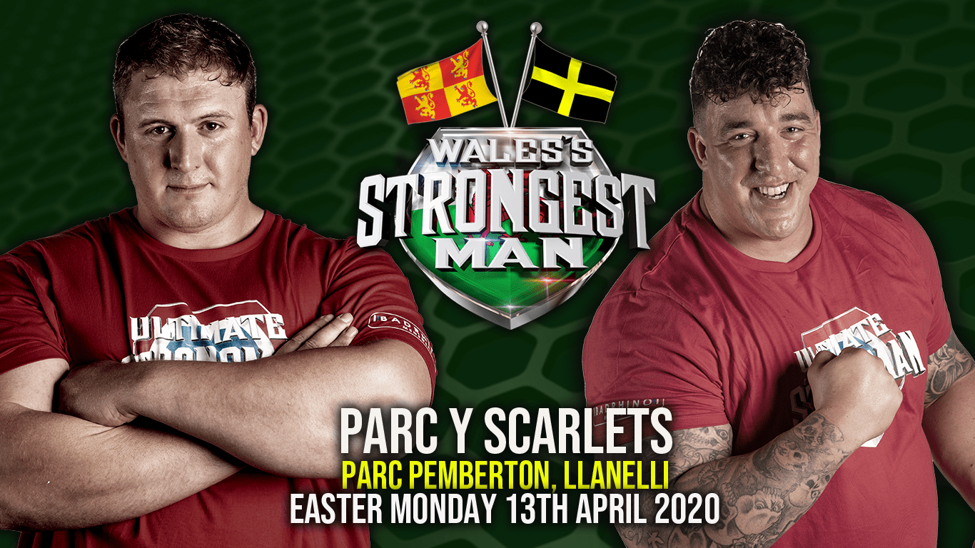 Wales's Strongest Man 2020