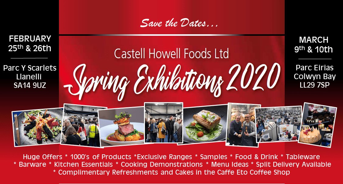 Castell Howell Exhibition