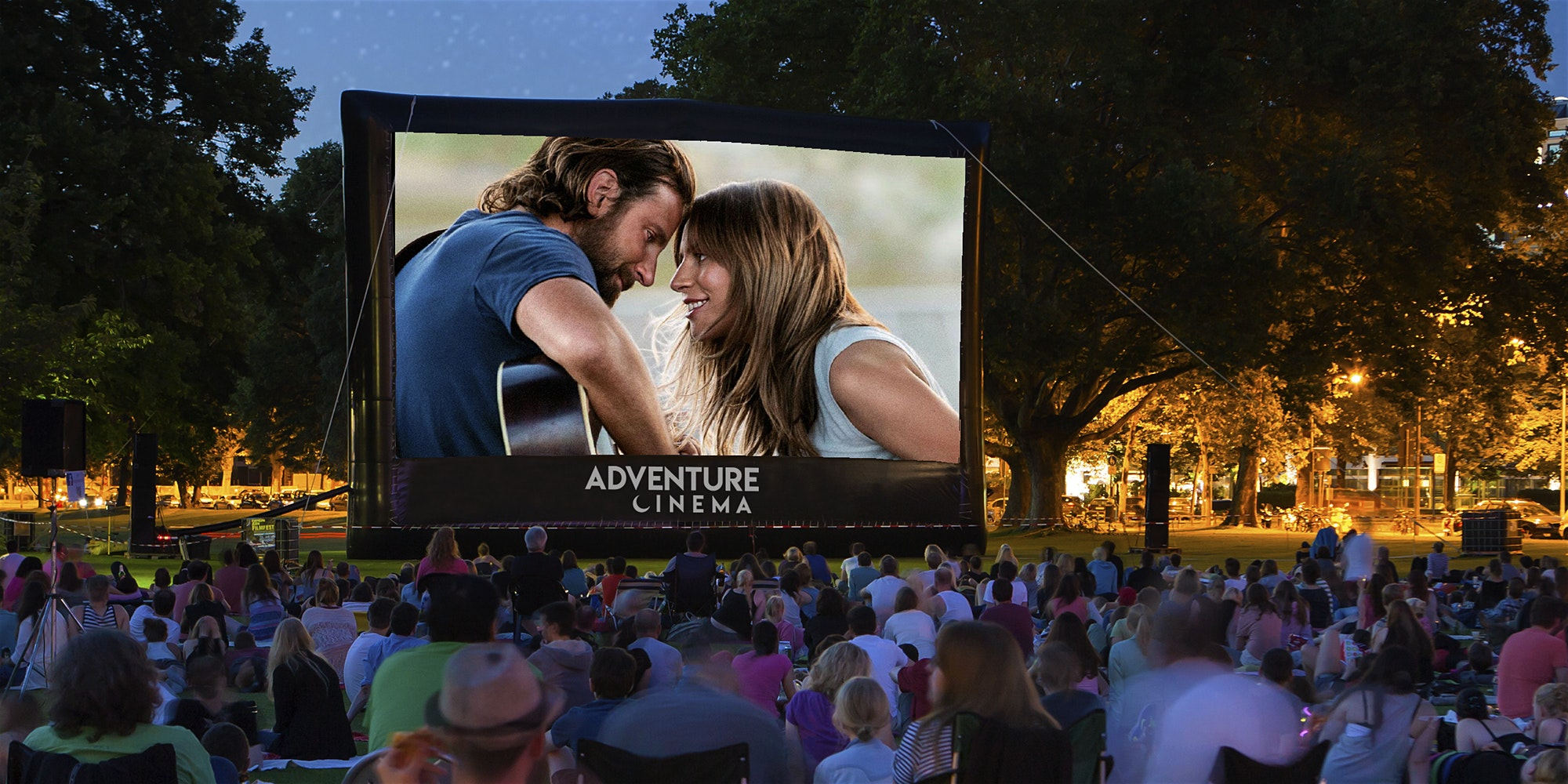 A Star is Born Outdoor Cinema Experience